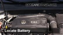 2014 Volkswagen Passat SEL Premium 1.8L 4 Cyl. Sedan (4 Door) Battery