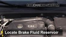 2014 Volkswagen Passat SEL Premium 1.8L 4 Cyl. Sedan (4 Door) Brake Fluid