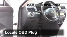 2014 Volkswagen Passat SEL Premium 1.8L 4 Cyl. Sedan (4 Door) Check Engine Light