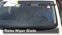 2014 Volkswagen Passat SEL Premium 1.8L 4 Cyl. Sedan (4 Door) Windshield Wiper Blade (Front)
