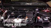 2015 Acura TLX 2.4L 4 Cyl. Air Filter (Engine)