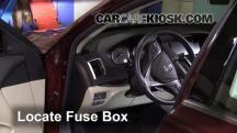 2015 Acura TLX 2.4L 4 Cyl. Fuse (Interior)