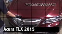 2015 Acura TLX 2.4L 4 Cyl. Review