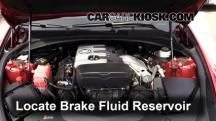 2015 Cadillac CTS 2.0L 4 Cyl. Turbo Brake Fluid