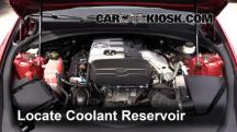2015 Cadillac CTS 2.0L 4 Cyl. Turbo Coolant (Antifreeze)