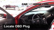 2015 Cadillac CTS 2.0L 4 Cyl. Turbo Check Engine Light