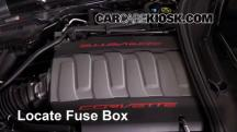 2015 Chevrolet Corvette Stingray 6.2L V8 Convertible Fuse (Engine)