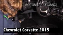 2015 Chevrolet Corvette Stingray 6.2L V8 Convertible Review