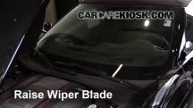 2015 Chevrolet Corvette Stingray 6.2L V8 Convertible Windshield Wiper Blade (Front)