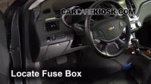 2015 Chevrolet Impala LT 2.5L 4 Cyl. Fusible (interior)