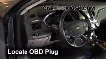 2015 Chevrolet Impala LT 2.5L 4 Cyl. Compruebe la luz del motor