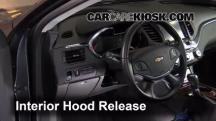 2015 Chevrolet Impala LT 2.5L 4 Cyl. Capó