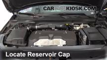 2015 Chevrolet Impala LT 2.5L 4 Cyl. Líquido de transmisión