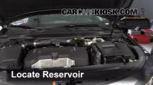 2015 Chevrolet Impala LT 2.5L 4 Cyl. Líquido limpiaparabrisas