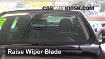 2015 Chevrolet Impala LT 2.5L 4 Cyl. Escobillas de limpiaparabrisas delantero