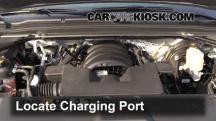 2015 Chevrolet Suburban LT 5.3L V8 FlexFuel Air Conditioner