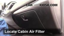 2015 Chevrolet Suburban LT 5.3L V8 FlexFuel Air Filter (Cabin)