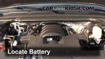 2015 Chevrolet Suburban LT 5.3L V8 FlexFuel Battery