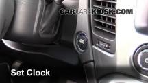 2015 Chevrolet Suburban LT 5.3L V8 FlexFuel Clock