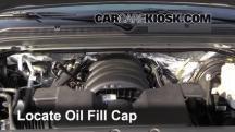 2015 Chevrolet Suburban LT 5.3L V8 FlexFuel Oil