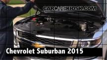 2015 Chevrolet Suburban LT 5.3L V8 FlexFuel Review