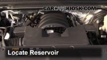 2015 Chevrolet Suburban LT 5.3L V8 FlexFuel Windshield Washer Fluid