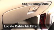 2015 Chevrolet Tahoe LT 5.3L V8 FlexFuel Filtro de aire (interior)