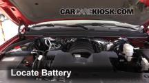 2015 Chevrolet Tahoe LT 5.3L V8 FlexFuel Battery