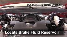 2015 Chevrolet Tahoe LT 5.3L V8 FlexFuel Brake Fluid