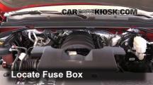 2015 Chevrolet Tahoe LT 5.3L V8 FlexFuel Fusible (motor)