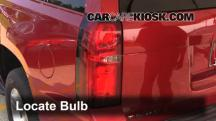2015 Chevrolet Tahoe LT 5.3L V8 FlexFuel Lights