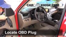 2015 Chevrolet Tahoe LT 5.3L V8 FlexFuel Compruebe la luz del motor