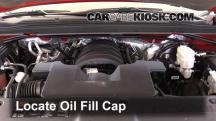 2015 Chevrolet Tahoe LT 5.3L V8 FlexFuel Aceite