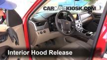 2015 Chevrolet Tahoe LT 5.3L V8 FlexFuel Capó