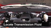 2015 Chevrolet Tahoe LT 5.3L V8 FlexFuel Transmission Fluid