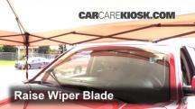 2015 Chevrolet Tahoe LT 5.3L V8 FlexFuel Escobillas de limpiaparabrisas delantero
