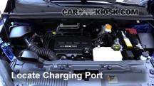 2015 Chevrolet Trax LTZ 1.4L 4 Cyl. Turbo Aire Acondicionado