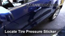 2015 Chevrolet Trax LTZ 1.4L 4 Cyl. Turbo Neumáticos y ruedas
