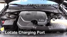 2015 Dodge Charger SE 3.6L V6 FlexFuel Air Conditioner