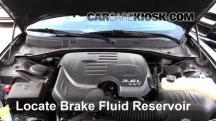 2015 Dodge Charger SE 3.6L V6 FlexFuel Brake Fluid