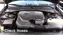 2015 Dodge Charger SE 3.6L V6 FlexFuel Hoses