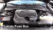 2015 Dodge Charger SE 3.6L V6 FlexFuel Fuse (Engine)
