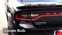 2015 Dodge Charger SE 3.6L V6 FlexFuel Lights