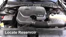 2015 Dodge Charger SE 3.6L V6 FlexFuel Windshield Washer Fluid