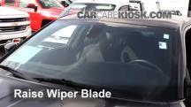 2015 Dodge Charger SE 3.6L V6 FlexFuel Windshield Wiper Blade (Front)