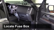 2015 Ford Expedition Platinum 3.5L V6 Turbo Fuse (Interior)