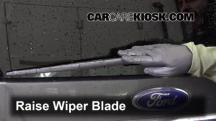 2015 Ford Expedition Platinum 3.5L V6 Turbo Windshield Wiper Blade (Rear)
