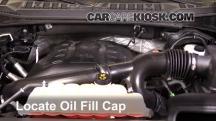 2015 Ford F-150 XLT 3.5L V6 Turbo Crew Cab Pickup Oil
