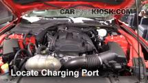 2015 Ford Mustang EcoBoost 2.3L 4 Cyl. Turbo Air Conditioner