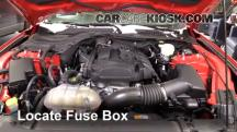 2015 Ford Mustang EcoBoost 2.3L 4 Cyl. Turbo Fusible (motor)